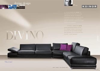 koinor polsterm bel kataloge. Black Bedroom Furniture Sets. Home Design Ideas