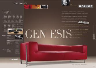 preisliste koinor in genesis von koinor polsterm bel. Black Bedroom Furniture Sets. Home Design Ideas