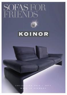 sessel f sse in sofas 2010 von koinor polsterm bel. Black Bedroom Furniture Sets. Home Design Ideas