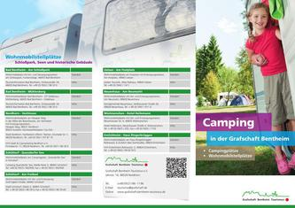 Camping in der Grafschaft Bentheim 2014