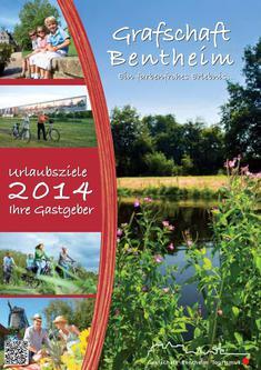 Gastgeberverzeichnis Grafschaft Bentheim 2014