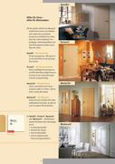 eiche t ren in wohnraumt ren von westag getalit. Black Bedroom Furniture Sets. Home Design Ideas