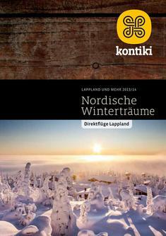 Nordische Winterträume 2013/2014
