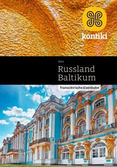 Russland/Baltikum 2014