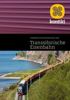 Transsibirische Eisenbahn 2014