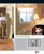 holz fenster von unilux. Black Bedroom Furniture Sets. Home Design Ideas