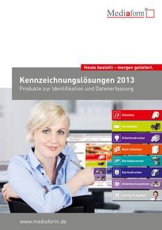 Kennzeichnungslösungen 2013