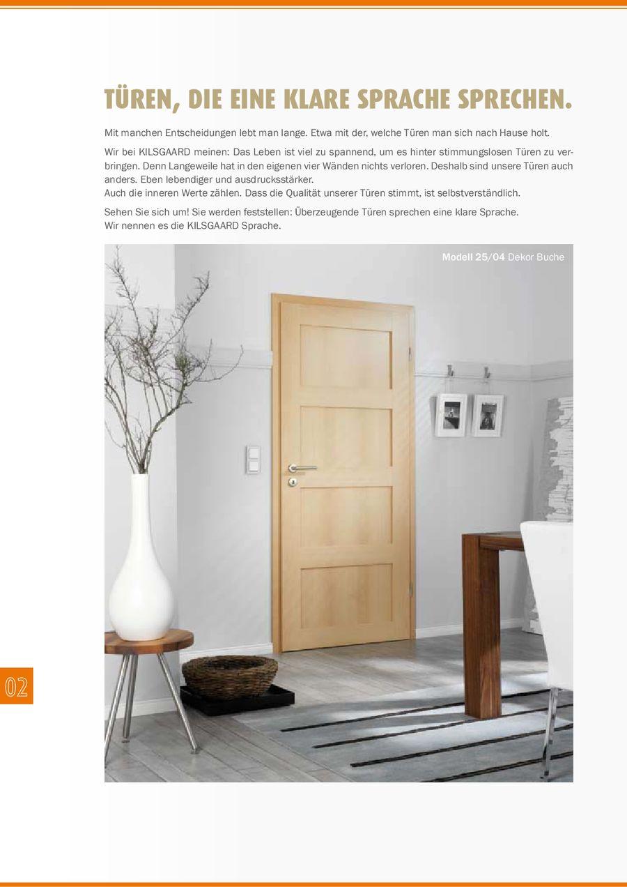 Kilsgaard türen  Türen fürs Leben von Kilsgaard