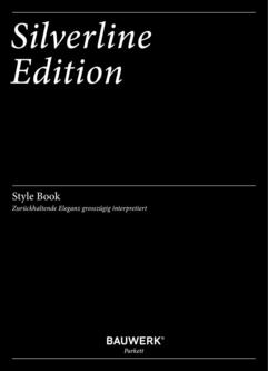 Style Book Silverline Edition 2017