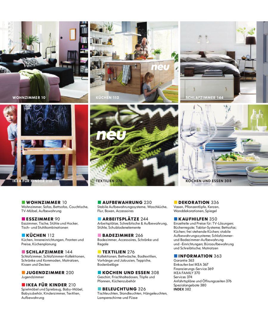 Jugendzimmer ikea katalog  IKEA Katalog 2009 von Ikea Schweiz