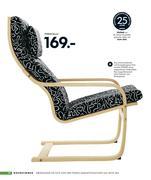 ikea po ng sessel in ikea katalog 2009 von ikea schweiz. Black Bedroom Furniture Sets. Home Design Ideas