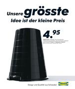 kunststoff hocker in ikea katalog 2009 von ikea schweiz. Black Bedroom Furniture Sets. Home Design Ideas