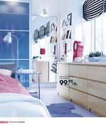 malm kommode mit 3 schubladen in ikea katalog 2009 von ikea schweiz. Black Bedroom Furniture Sets. Home Design Ideas