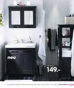 ikea katalog 2009 badezimmer in ikea katalog 2009 von ikea schweiz. Black Bedroom Furniture Sets. Home Design Ideas