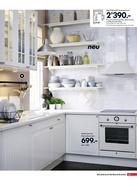 st t in k chen 2009 von ikea schweiz. Black Bedroom Furniture Sets. Home Design Ideas