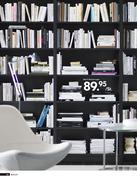 billy b cherregal in tv m bel 2009 von ikea schweiz. Black Bedroom Furniture Sets. Home Design Ideas