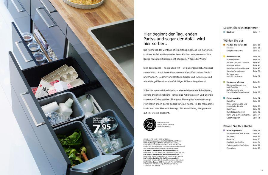 clevere muellsysteme küche