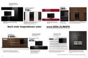 tv m bel 2010 von ikea schweiz. Black Bedroom Furniture Sets. Home Design Ideas