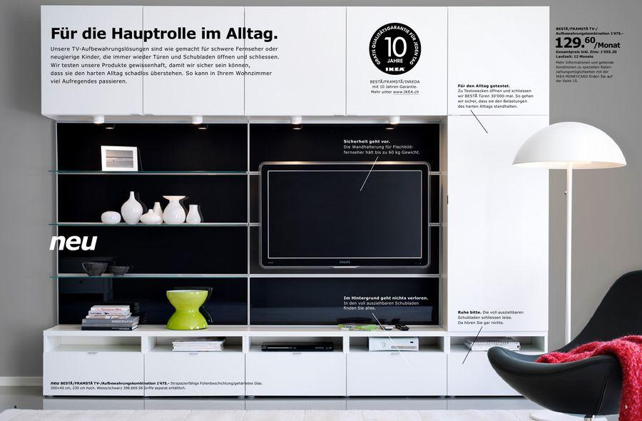 Tv Möbel 2010 Von Ikea Schweiz