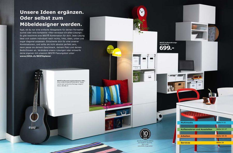 Besta 2012 Von Ikea Schweiz