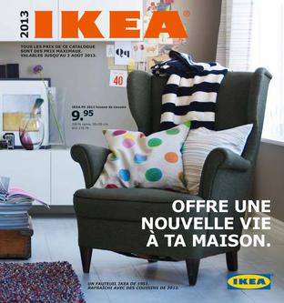 Ikea Catalogue 2013 (Suisse Francaise)