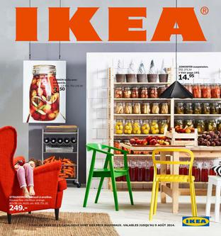 Ikea Suisse Catalogue 2014 (Francais)