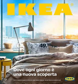 Ikea Svizzera Catalogo 2015 (Italiano)