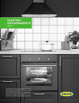Elektro-Küchengeräte 2014