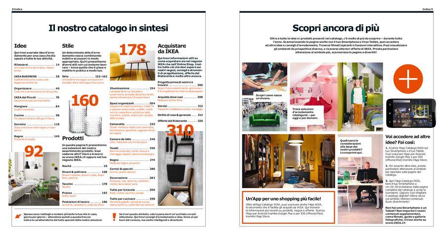 Ikea Cuscino Gosa Vadd.Seite 128 Von Ikea Svizzera Catalogo 2014 Italiano