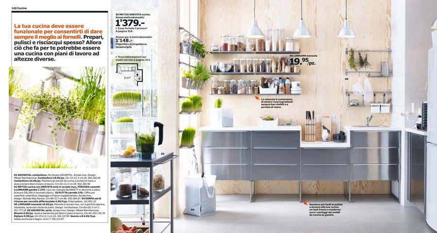 Seite 74 von Ikea Svizzera Catalogo 2015 (Italiano)