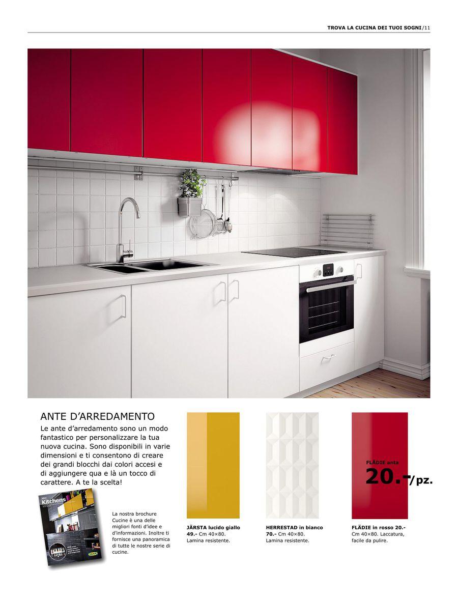 Seite 11 von Cucine Ikea Guida all\'acquisto 2014 (Italienisch)