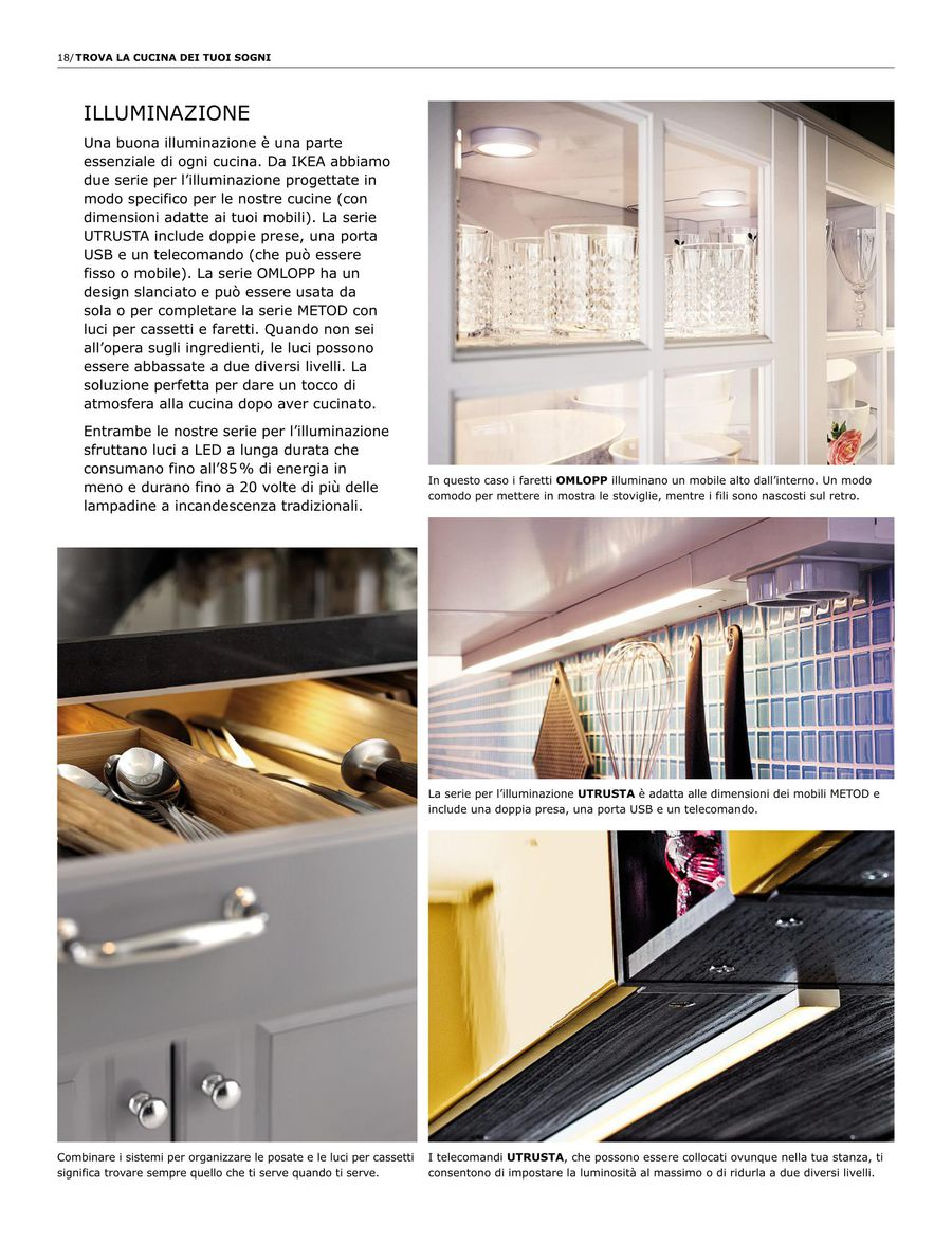 Seite 19 von Cucine Ikea Guida all\'acquisto 2014 (Italienisch)