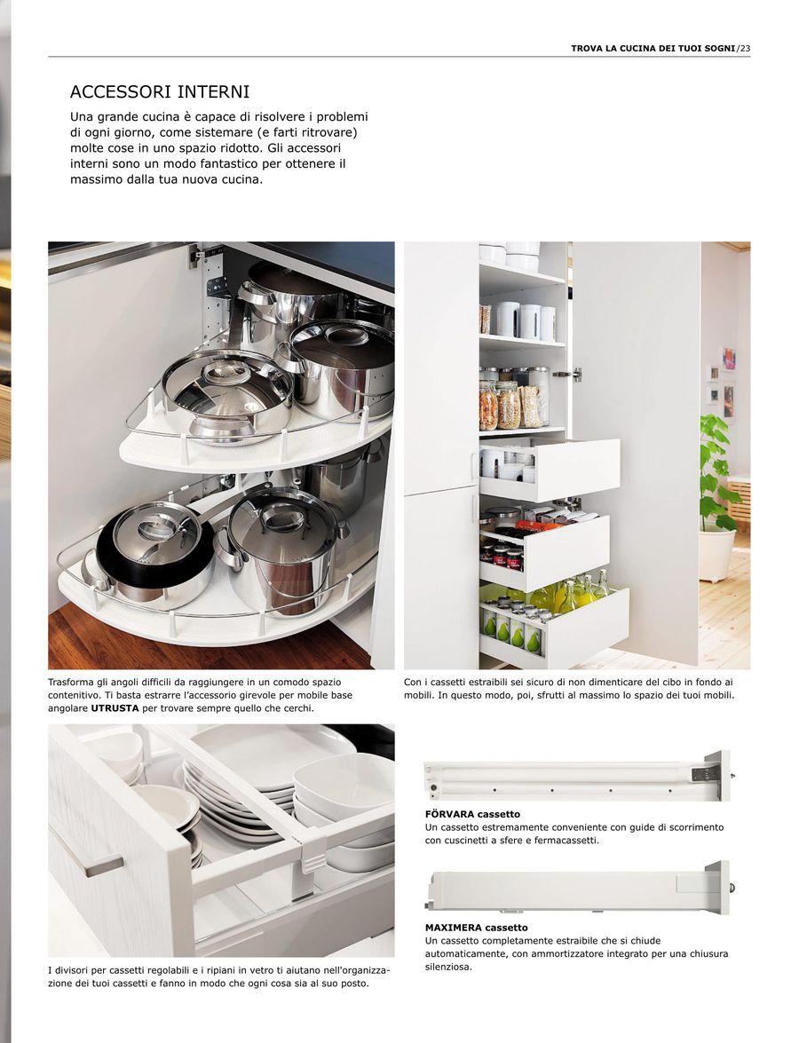 Cestelli Estraibili Per Cucina Ad Angolo.Cestelli Estraibili Per Cucina Ad Angolo Ikea
