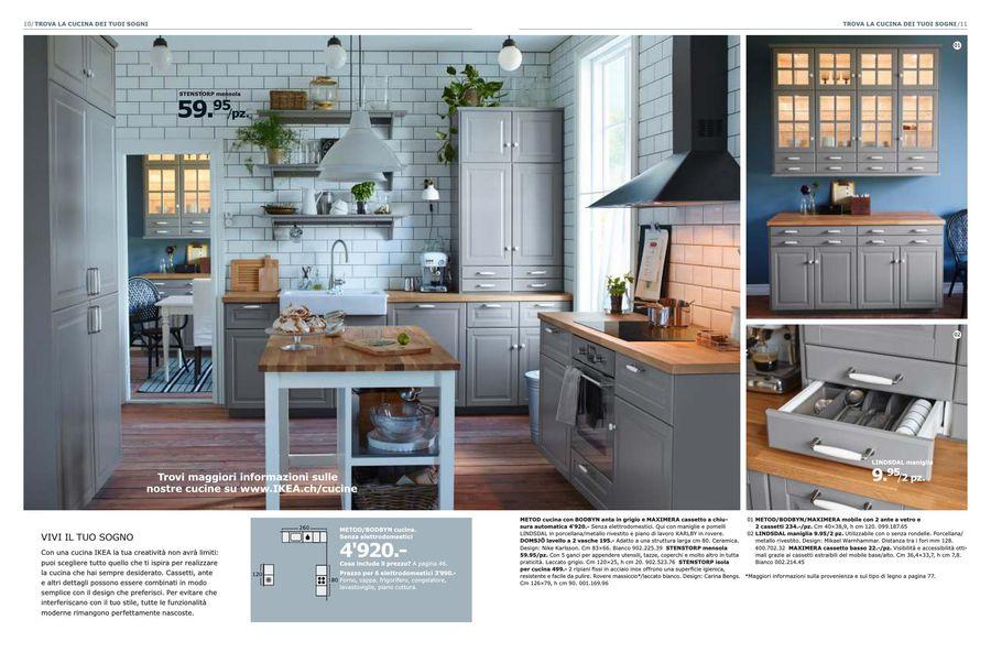 Cucine 2015 (Italienisch) von Ikea Schweiz