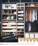 komplement in ikea katalog 2009 von ikea sterreich. Black Bedroom Furniture Sets. Home Design Ideas