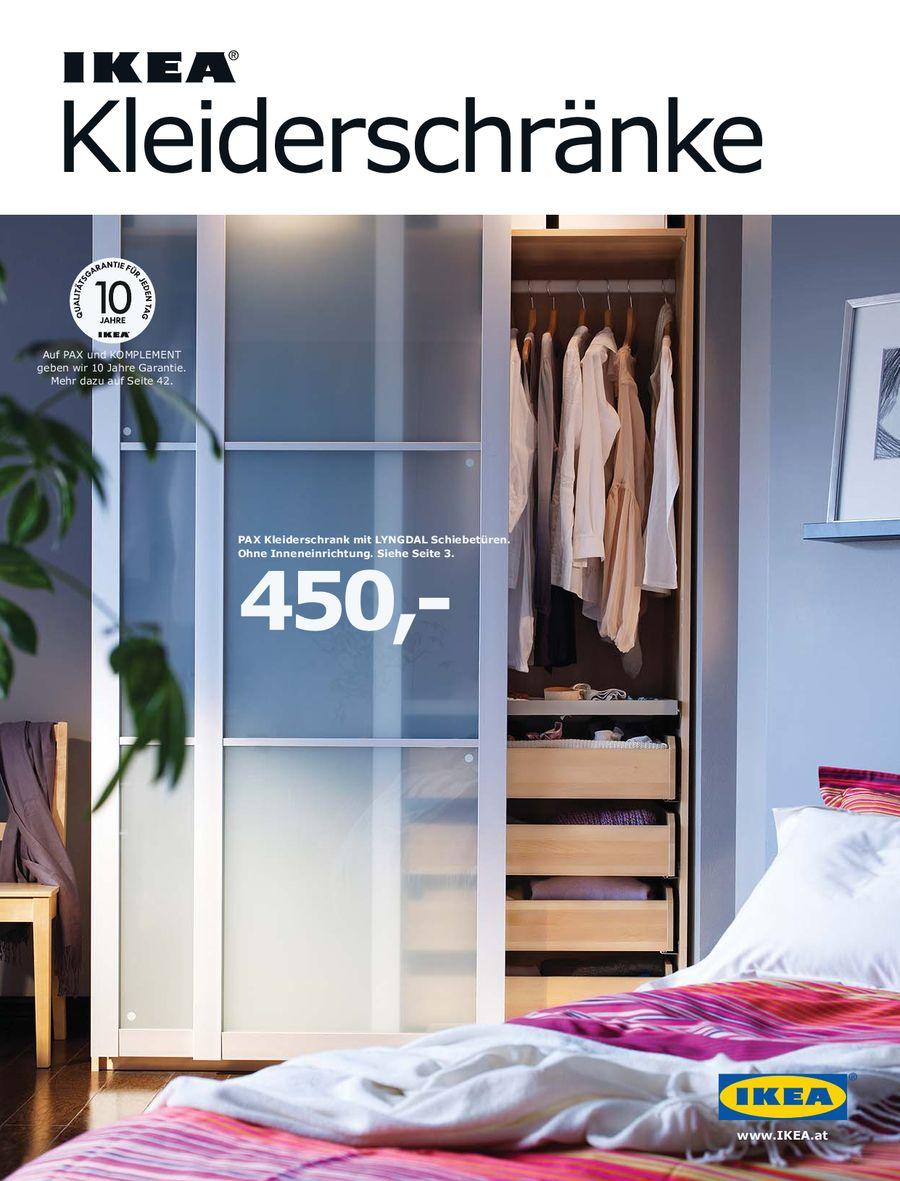 Kleiderschranke 2010 Von Ikea Osterreich