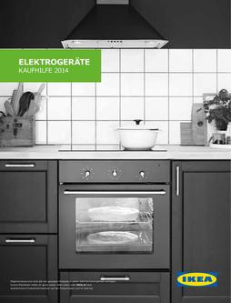 Elektrogeräte Kaufhilfe 2014