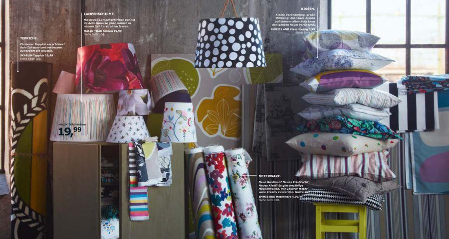 Ikea Katalog 2013 wohnaccessoires