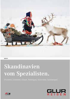Skandinavien Winter 2013-2014