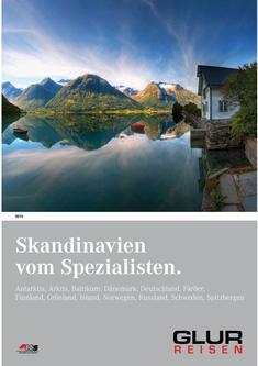 Skandinavien Sommer 2014