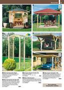 Einrichtung 2009 von coop bau hobby - Gartenpavillon coop ...