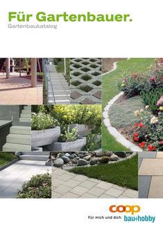 b schungssteine in gartenbau 2009 von coop bau hobby. Black Bedroom Furniture Sets. Home Design Ideas