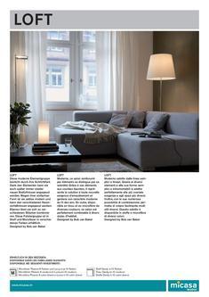 polstergruppe loft isabella and max room. Black Bedroom Furniture Sets. Home Design Ideas