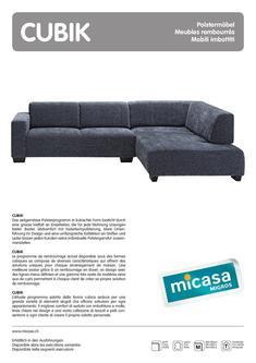micasa sofa cubik home. Black Bedroom Furniture Sets. Home Design Ideas