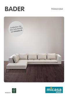 Sofa Leder Weiss