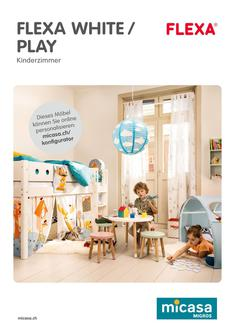 FLEXA WHITE Kinderzimmer 2016