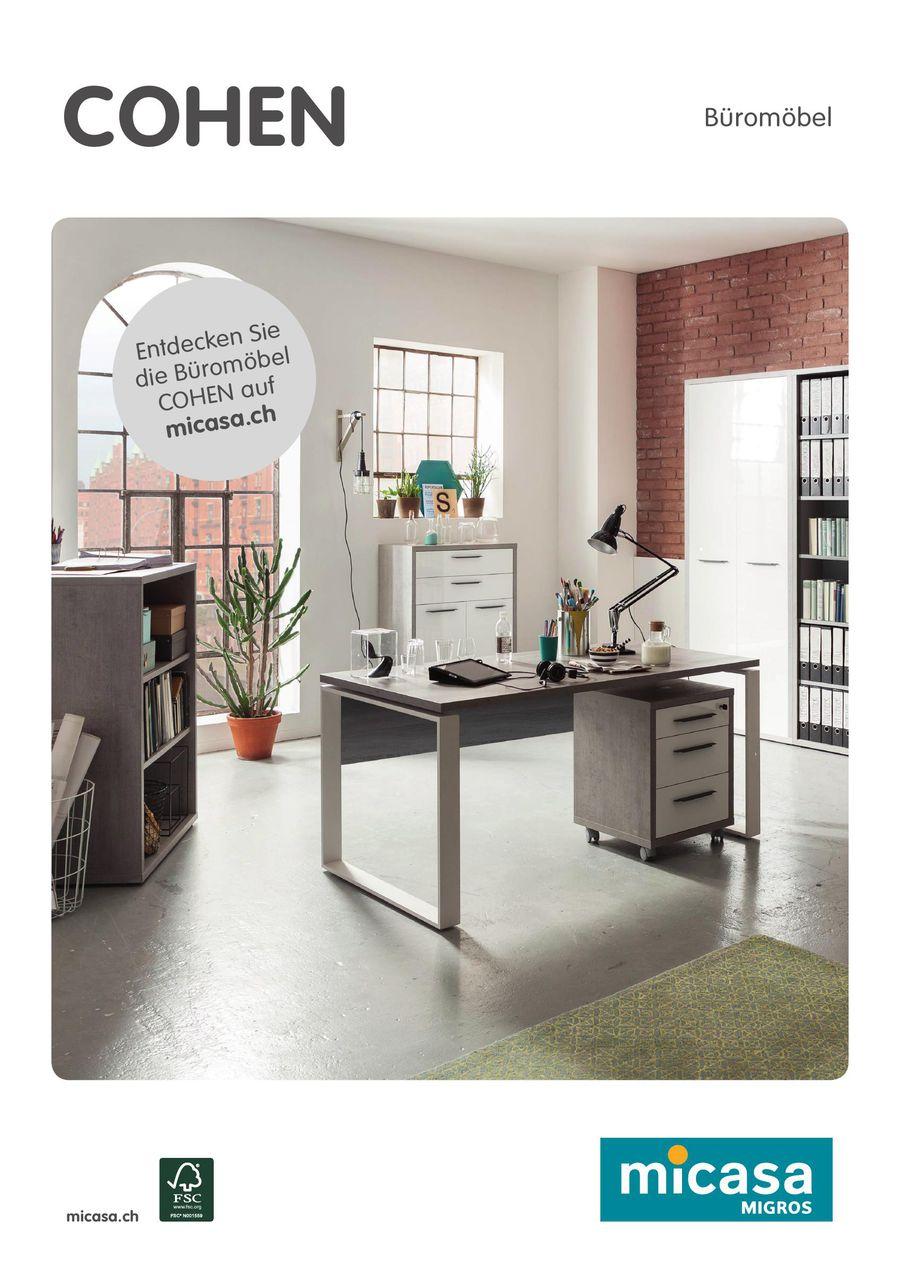 Möbelkataloge für das Büro zuhause - kostenlose Kataloge fürs Heimbüro
