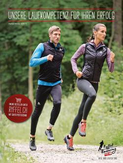 Ryffel Running Herbst/Winter 2016/17