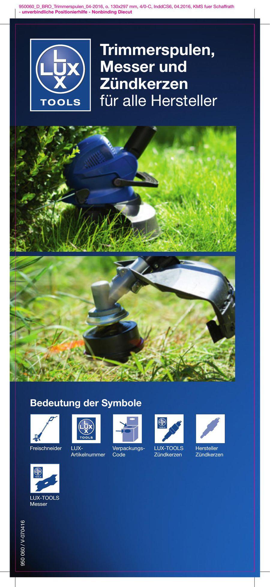 Lux tools obi