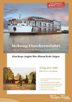 RV Mekong Prestige II: Kambodscha und Vietnam 2014